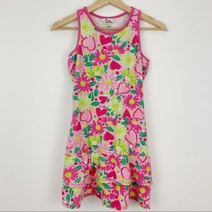 Lilly Pulitzer Girls' 10 Terry Cloth Swim Cover Up